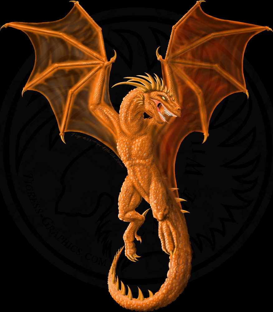 <B>Copper Dragon</B><BR />
